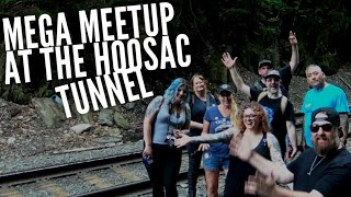 MEGA MEETUP AT THE HOOSAC TUNNEL (UNDERGROUND EXPLORE) hosted by J&M Explorations