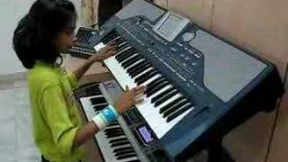 Gulabi Ankhen on Korg Pa800 Indian Hindi instrumental Song