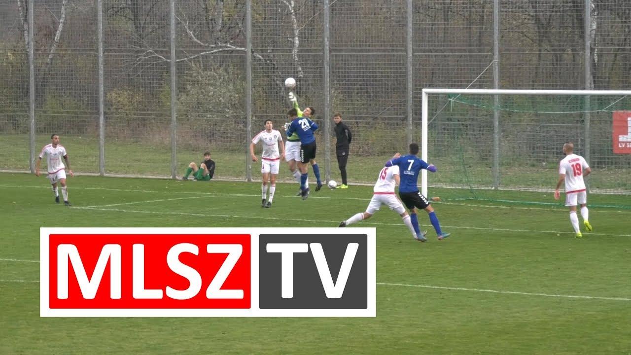 Szeged 2011-Grosics Akad - Kisvárda Master Good |0-2 (0-1) | Merkantil Bank Liga NB II.| 17. forduló