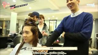 Baixar (eng sub)Winner-Mino funny + Rachel virus