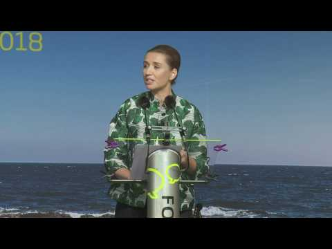 Mette Frederiksens tale til Folkemødet på Bornholm 2018
