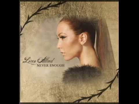 Loren Allred - Never Enough
