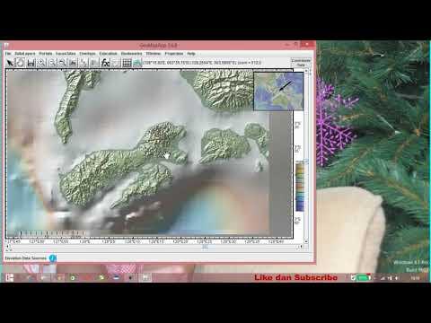 """Tutorial software pemetaan geosains gratis """"Geomapapp"""" berbasis JAVA thumbnail"""