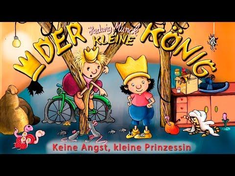 Keine Angst kleine Prinzessin - Der kleine König aus dem Sandmännchen