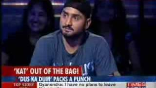 Yuvi, Bhajji take a dig at Salman Khan
