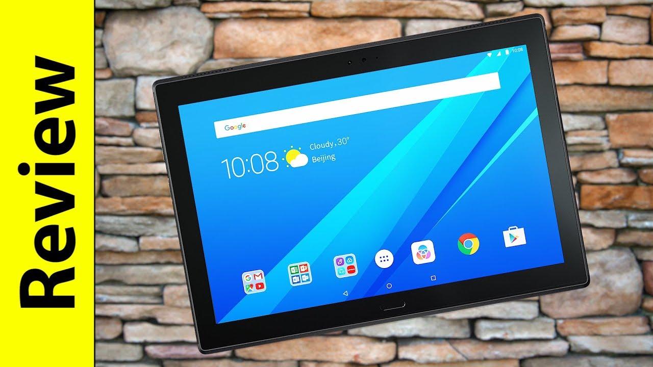 Lenovo Tab4 10 Plus - REVIEW