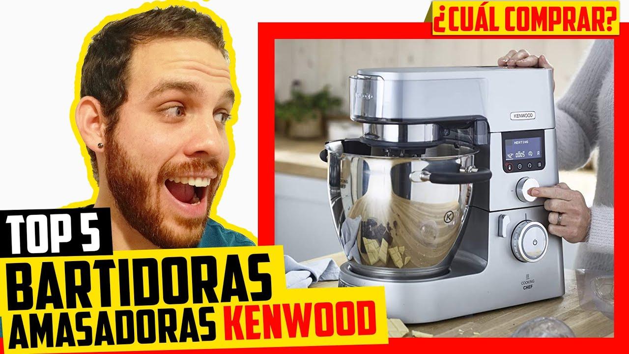 Descubre La Mejor Batidora Amasadora De Pan Kenwood Amazon 2021 Comprobado Por Sus Compradores Youtube