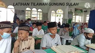 Download LATIHAN TILAWAH GUNUNG SULAH
