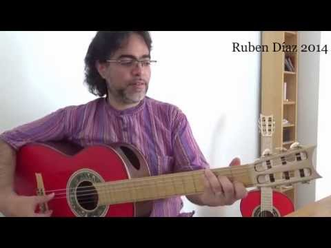 "Easy ""Remate"" Series 2/ Ruben Diaz Flamenco Guitar Lessons CFG Malaga"