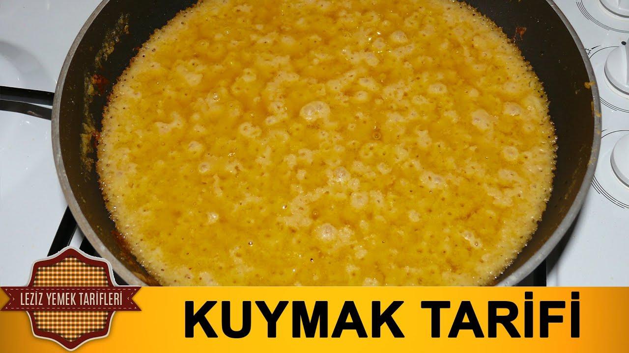 Kuymak Tarifi | Resimli Yemek Tarifi - YouTube