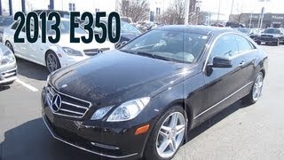 2013 mercedes e350 4matic coupe review engine interior