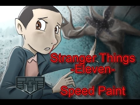 Hasani Projects: Eleven speed paint @hasaniwalker