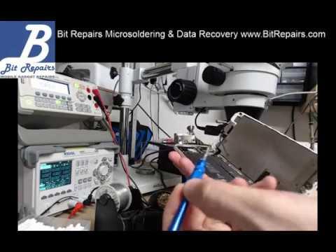 iPhone 7 Plus Water Damage Repair - No Power