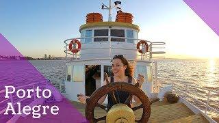 O que fazer em Porto Alegre, RS - city tour, barco Cisne Branco, centro histórico e muito mais