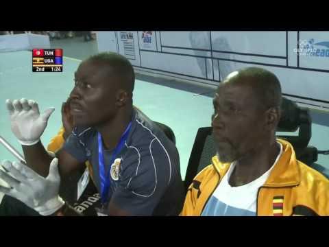 Combat Bilel Mhamdi vs GeoFery Kaketo (Champ. Afrique 2017)