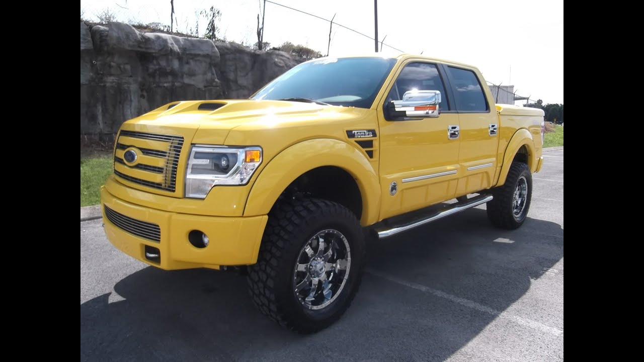 2013 Ford F 150 Tonka Truck By Tuscany At Ford Of