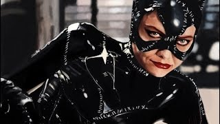 Catwoman (Michelle Pfeiffer) - Speed Painting by Facundo Morello