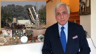 Израиль: ракеты сбивают, в Донбасс не едут