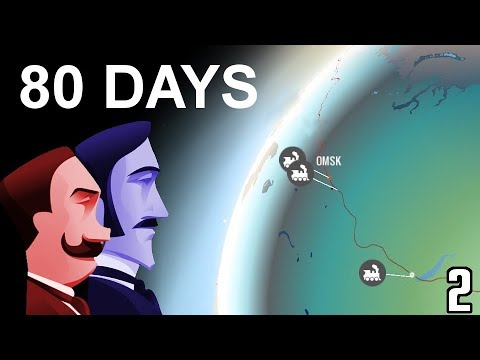 80 Days - Quest For The Bering Strait - Part 2