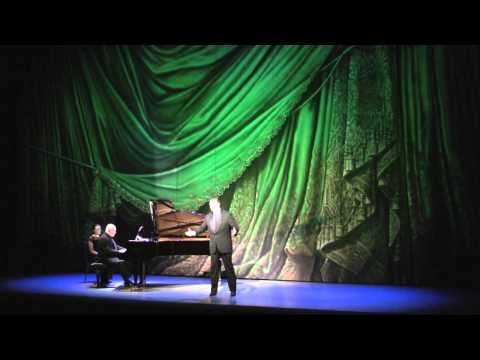 Joseph Calleja sings Parlami d'amore, Mariù - Grange Park Opera 2013