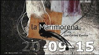 La Marimorena 13tv 20-09-2015 | Elecciones Grecia | Albert Rivera | Jaime Mayor Oreja