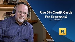 Should I Use 0% APR Credit Cards For Expenses?