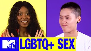 LGBTQ+ Sex | Sexpectations