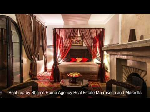 Luxury Riad For Sale Marrakech Medina