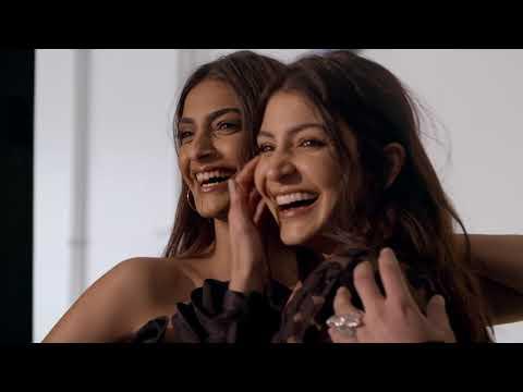 October 2017 cover shoot: Sonam Kapoor, Twinkle Khanna, Anushka Sharma and Karan Johar