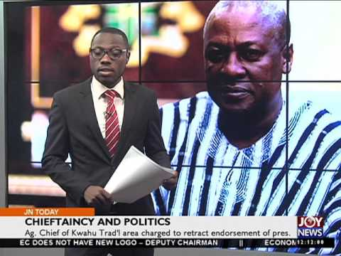 Joy News Today (18-4 -16)