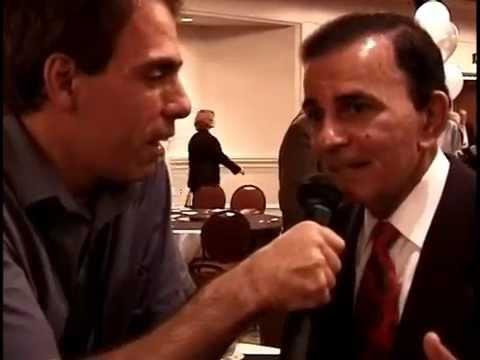 Casey Kasem and Phlashy Phlashem at the Detroit Radio Reunion 2005