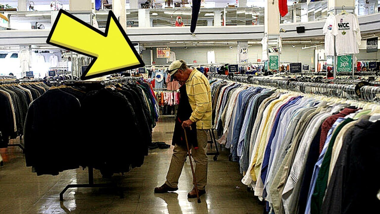 Man Buys Jacket From Thrift Store Before Realizing Who'd Owned It