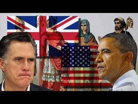 "Romney Adviser: Obama Doesn't Appreciate ""Anglo-Saxon Heritage"" of Britain, U.S."