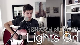 Shawn Mendes - Lights On (cover) | Pedro Rivas