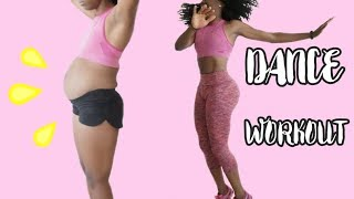 5 MIN DANCE WORKOUT || Burn Fat & Lose Weight the Best Way - Cardio Exercise Routine for Beginners