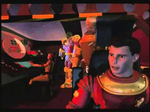 Dan Dare TV series - The Surrender of Earth - Part 2 (2002)