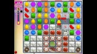 Playing Candy Crush Saga Level 200++
