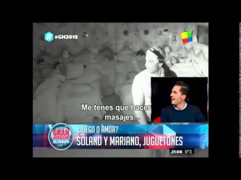 Solano y la verdad de su relación con Mariano
