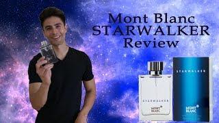 Mont Blanc Starwalker Fragrance Review| Men's Cologne