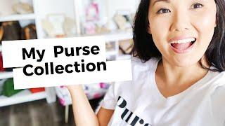 My Designer Purse Collection!