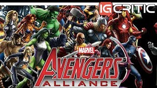 Bring back Marvel Avengers Alliance! and why it was Awesome!