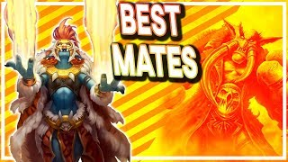 Hearthstone: Two Best Mates