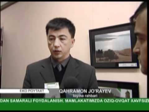 "CER Media briefing ""Green buildings in Uzbekistan"", February 02, 2012  (in Uzbek)"
