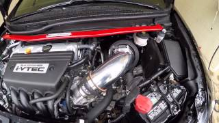 9th Gen Civic Cold Air Intake Review (PRL Motorsports)