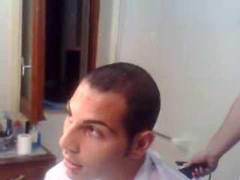 capelli uomo 5 mm
