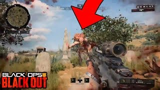 *NEW* ZOMBIES BOSS FROM IX IN BLACKOUT GAMEPLAY!!! (Call of Duty Black Ops 4 Blackout) thumbnail