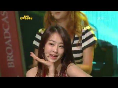 [1080p] 씨스타 - Loving U (120903 한국방송대상)