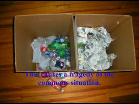 Recycling Tragedy