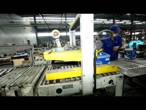 Shanghai Huamo Auto Spare Parts Factory Video