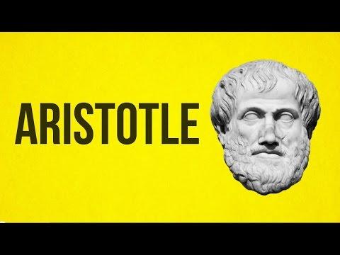 Aristotle and Logic   (Short Biography & Explain)   (English)